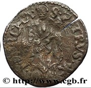 1 Quattrino - Paul III – revers