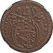 2 baiocchi - Pius VI – avers