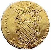 1 scudo d'Oro - Pius V – avers