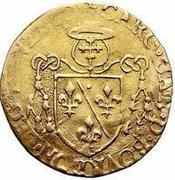 1 scudo d'Oro - Pius V – revers