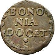 1 quattrino - Clement VIII (Bologna) – revers