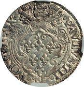 1 giulio - Paul III – avers