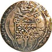 Sixtus IV - Grosso, Roma (1471-1484) – avers