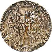 Sixtus IV - Grosso, Roma (1471-1484) – revers