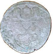 Pope CLEMENT VIII, Avignon (Papal State) Douzain – avers