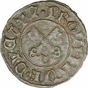 1 Quattrino - Pius II (with keys) – revers