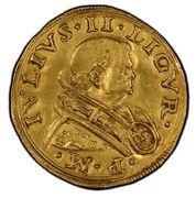 2 Fior (Julius II) – avers
