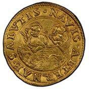 2 Fior (Julius II) – revers