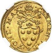 1 Fiorini di Camera - Clement VII – avers