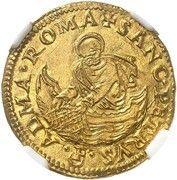 1 Fiorini di Camera - Clement VII – revers