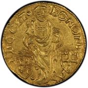 1 Ducat - Julius II (St. Peter) – avers