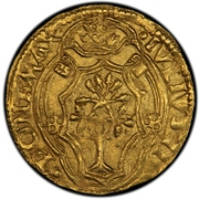 1 Ducat - Julius II (St. Peter) – revers