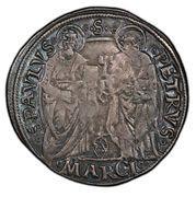1 Grosso - Alexander VI – avers
