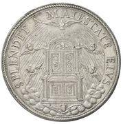 1 Piastra - Clement IX. – revers