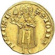 Florin d'Or - Jean XXII – avers