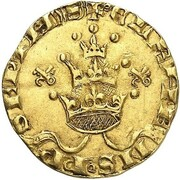 Florin d'Or - Clement VII – avers