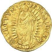 1 Quadrupla - Gregor XV – revers