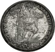 1 Giulio - Clement X – revers