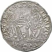 1 Giulio - Leo X (St. Peter's Basilica) – avers