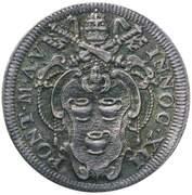 1 Giulio - Innocent XII – avers