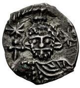 1/4 Siliqua - Gregory III – avers