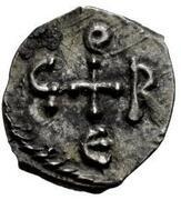 1/4 Siliqua - Gregory III – revers
