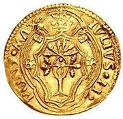 1 Ducat - Julius II – avers