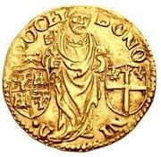 1 Ducat - Julius II – revers