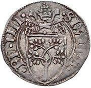 1 Bologni - Sixtus IV – avers