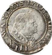 1 giulio - Julius II – avers