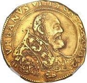4 scudi d'Oro - Urban VIII – avers
