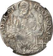 1 giulio - Julius II – revers