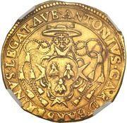 4 scudi d'Oro - Urban VIII – revers