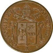 1 baiocco - Grégoire XVI – avers