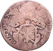 1 giulio - Sixtus V – avers