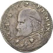 1 giulio - Paolo V – avers