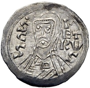 1 Denaro - Giovanni IX – revers