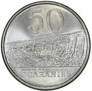 50 guaranies -  revers