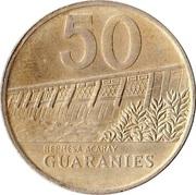 50 guaranies -  avers