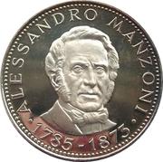 150 Guaraníes (Alessandro Manzoni) -  revers