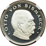 150 Guaraníes (Otto von Bismarck) -  revers