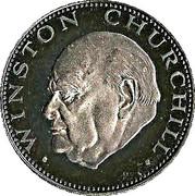 150 Guaraníes (Winston Churchill) -  revers