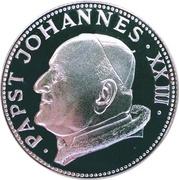 150 Guaraníes (Pope John XXIII) -  revers