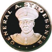 150 Guaraníes (General Alfredo Stroessner) -  revers