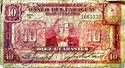 10 Guaraníes – avers