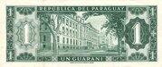 1 Guaraní – revers