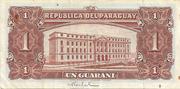 1 Guarani – revers