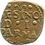 Sesino de Parme Francesco Farnese – revers