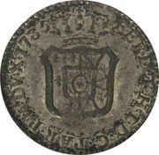5 soldi - Ferdinando di Borbone – avers