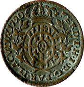 10 soldi Ferdinando I di Borbone – avers